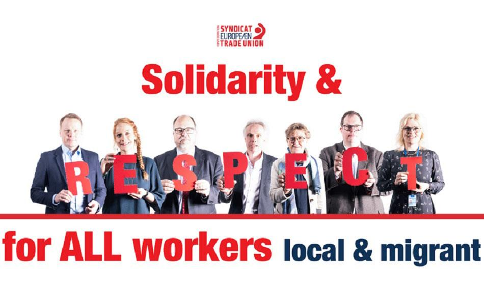 ETUC Executive Committee December 2019