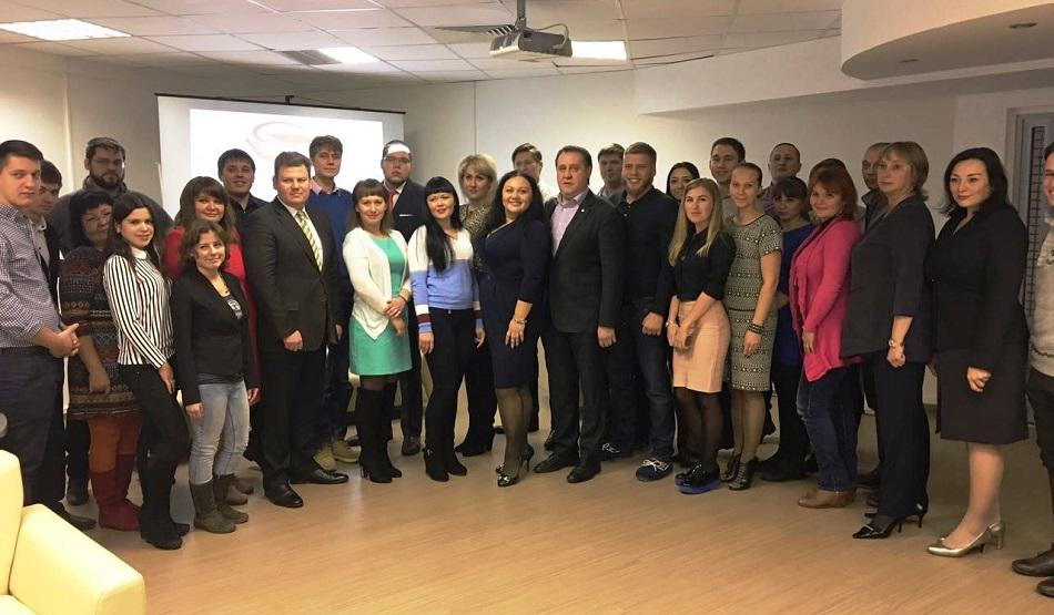 Russian Health Workers Trade Union seminar Ekaterinburg December 2016