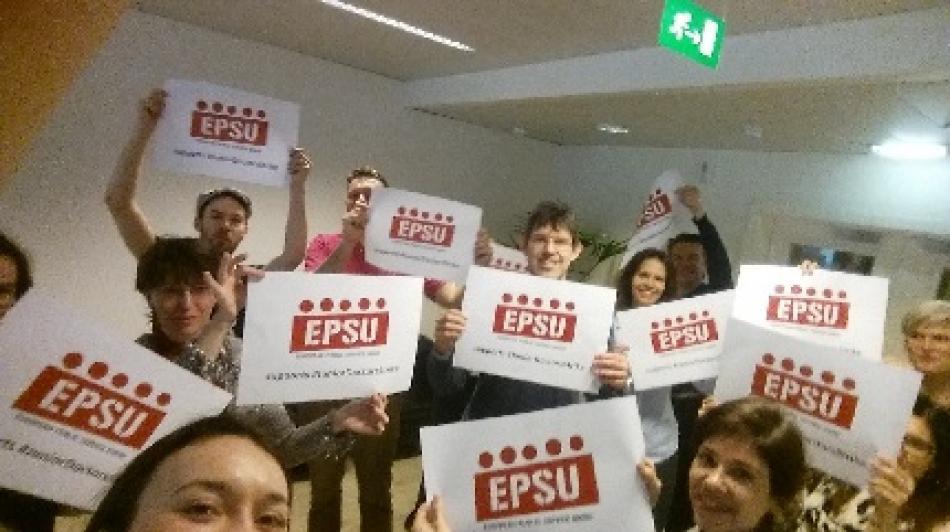 EPSU supports Junior Doctor strikes UK