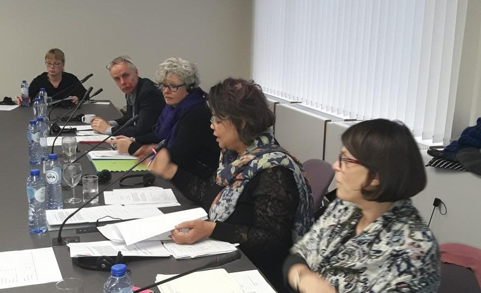 EPSU Women and Gender Equality Committee 27 November 2017, Brussels
