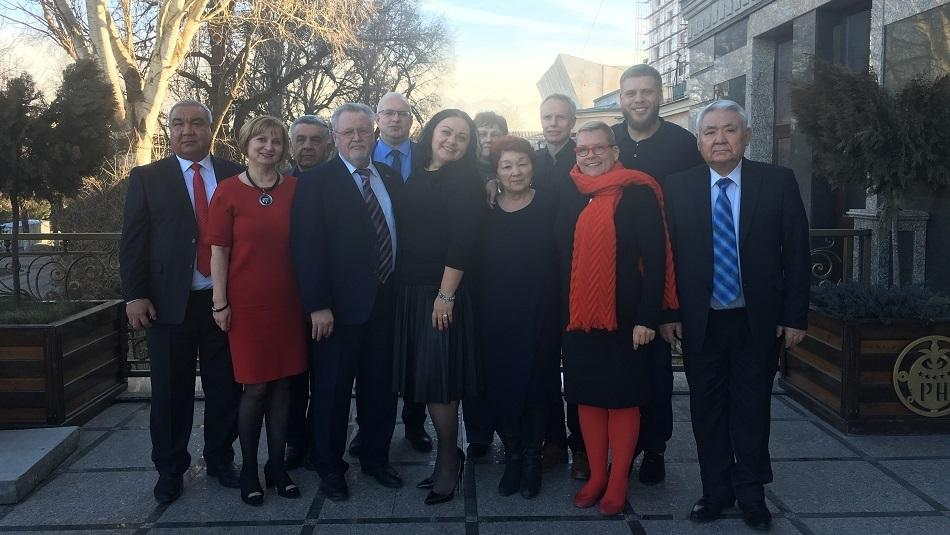 27-28 Feb 2017, Bishkek, Kyrgyzstan EPSU RU&CA constituency meeting