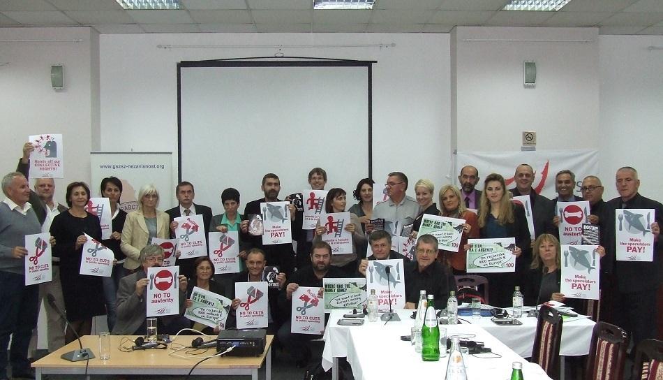 Health Sector EPSU Regional Seminar Belgrade 2013