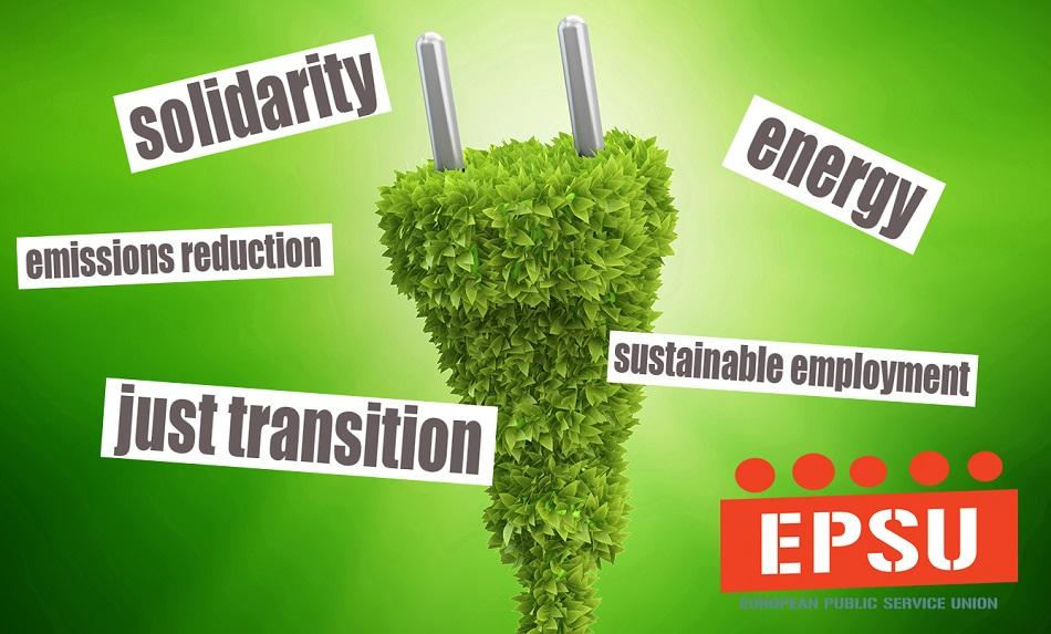 EPSU just transition