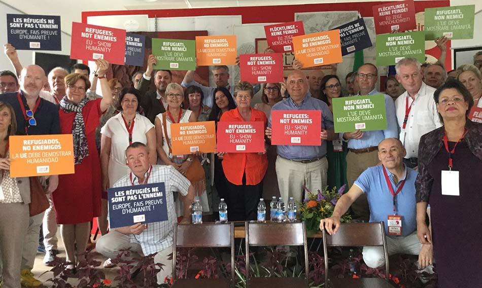 ETUC Summer School on 4-5 July 2018 in Montepulciano, Italy