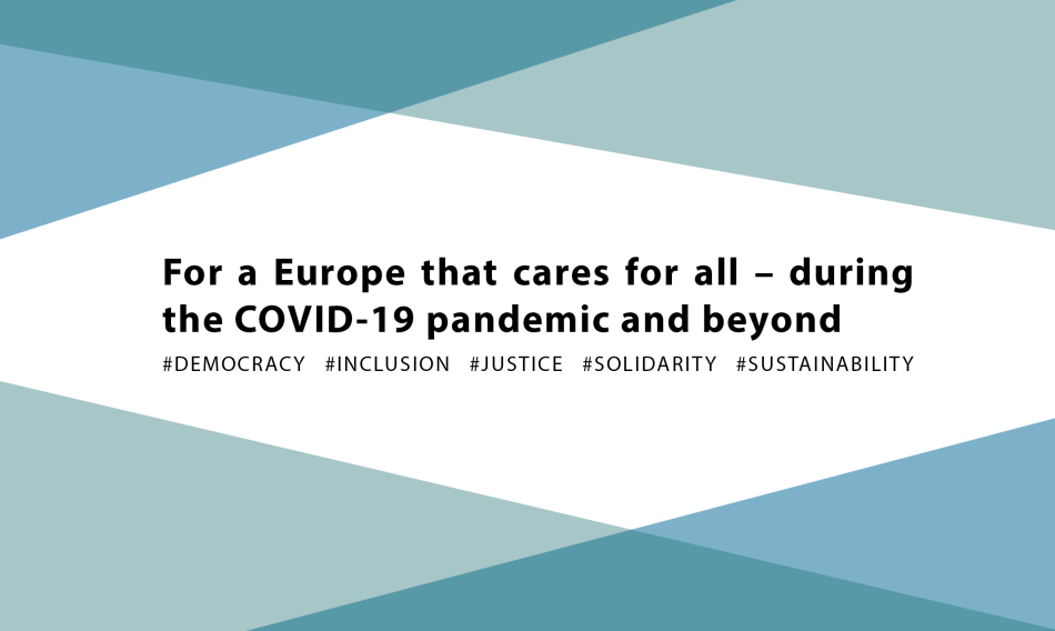 Statement signed by ETUC and 50+ Civil Society Organisations