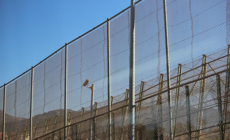 Fence Melilla
