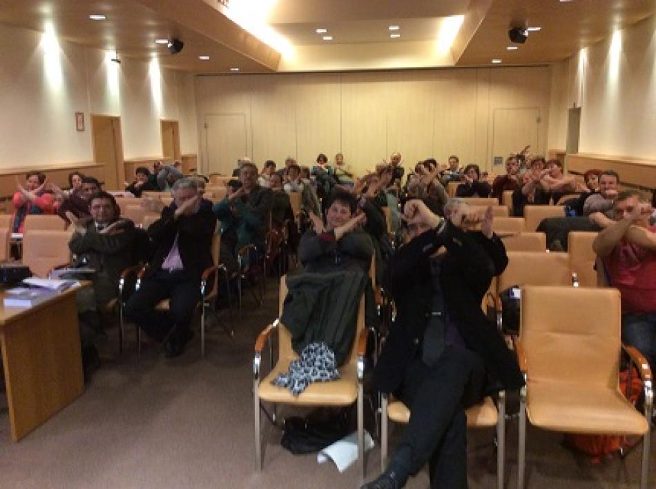 KKDSZ Congress, Budapest, 8-9 April 2015