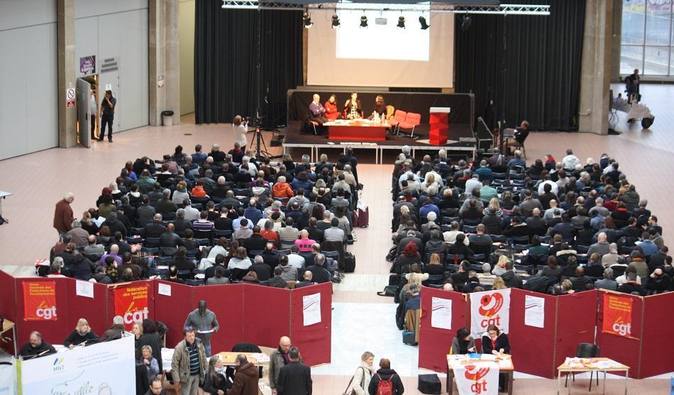 CGT France statut général des fonctionnaires 70ème anniversaire journée d'étude