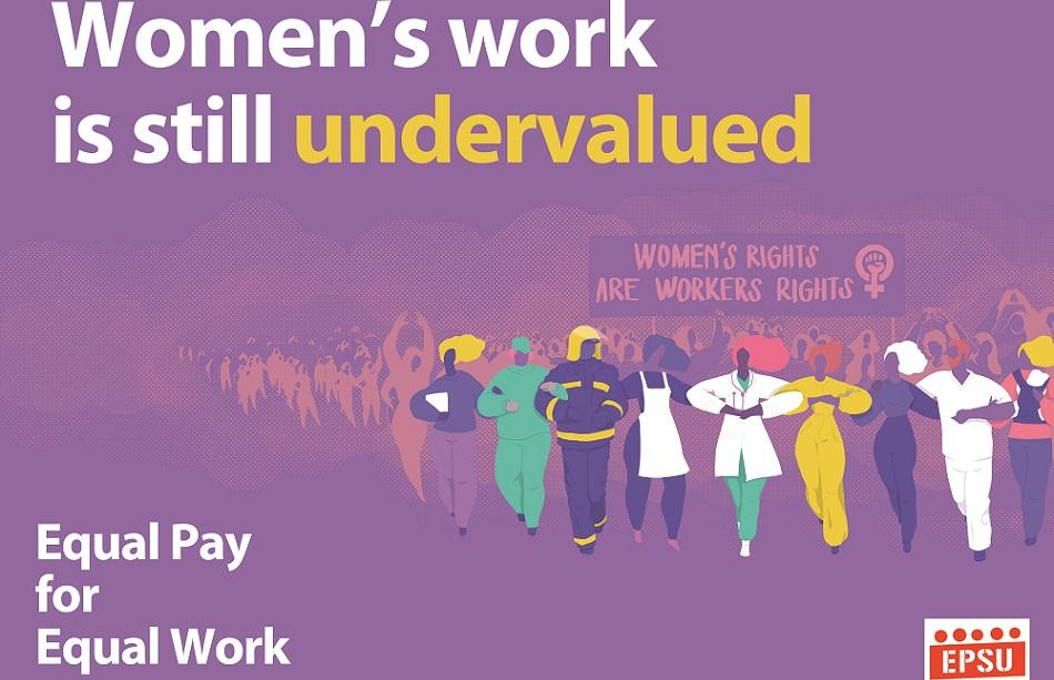 Women's work still undervalued