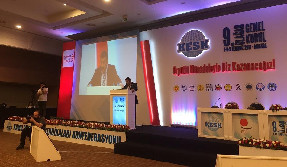 Kesk Congress Ankara June 2017