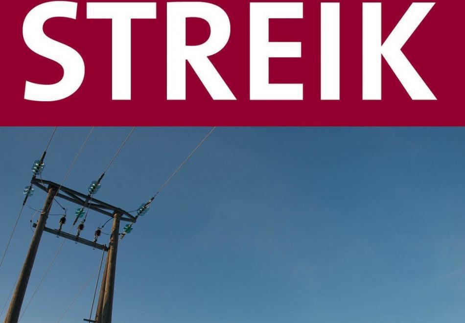 Strike in the Norwegian Energy sector (Illustrasjonsfoto: Per Flakstad)