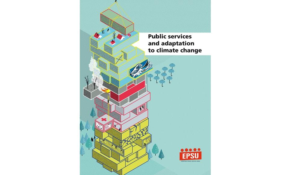 Public Services and adaptation to climate change cover report December 2018