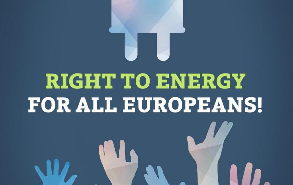Right to Energy for all Europeans