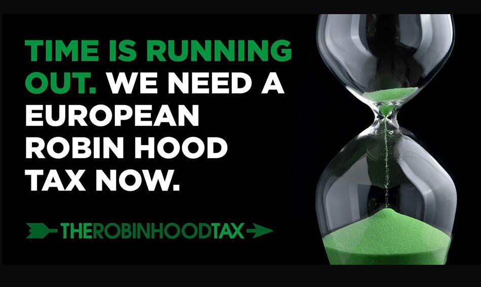 Robin Hood Tax now