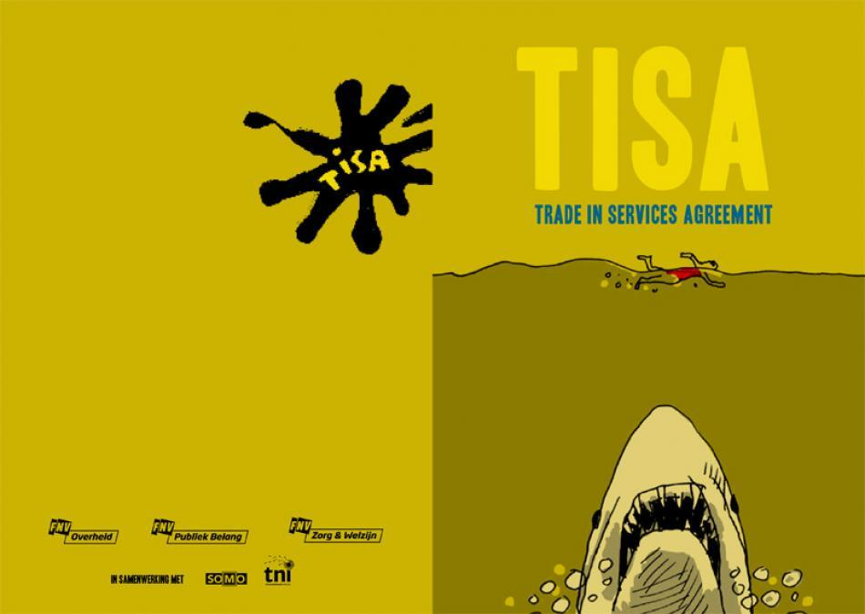 TISA FNV report cover