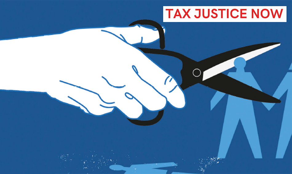 Tax justice now