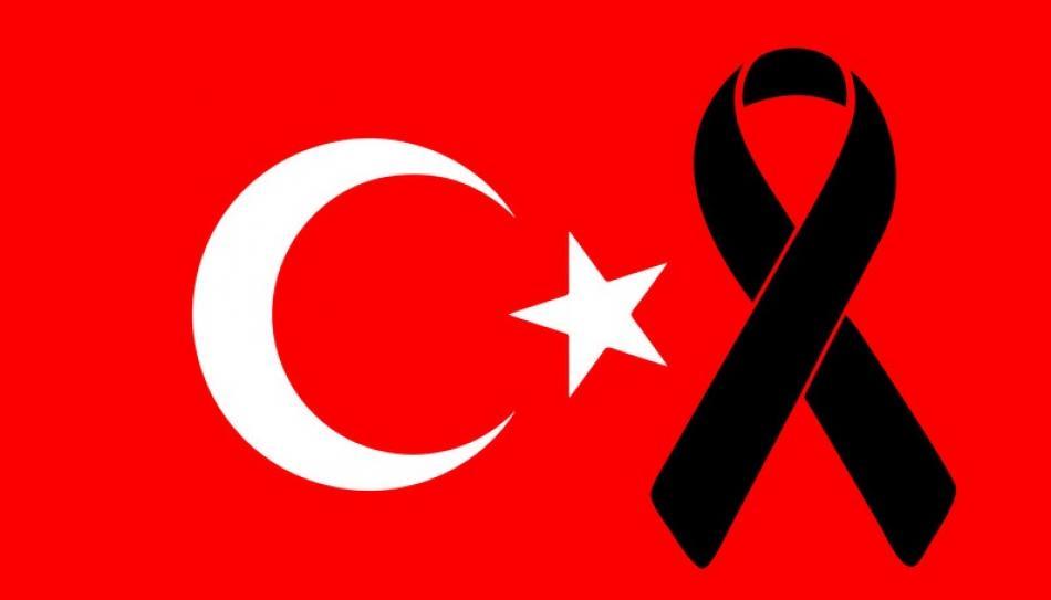 EPSU message of solidarity Turkey