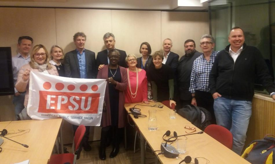 Unions across Europe support Ukrainian workers against brutal proposals to change labour law