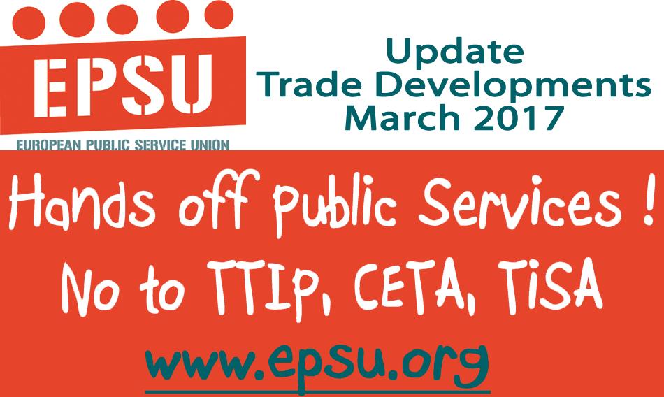 EPSU update on Trade 28.02.2017