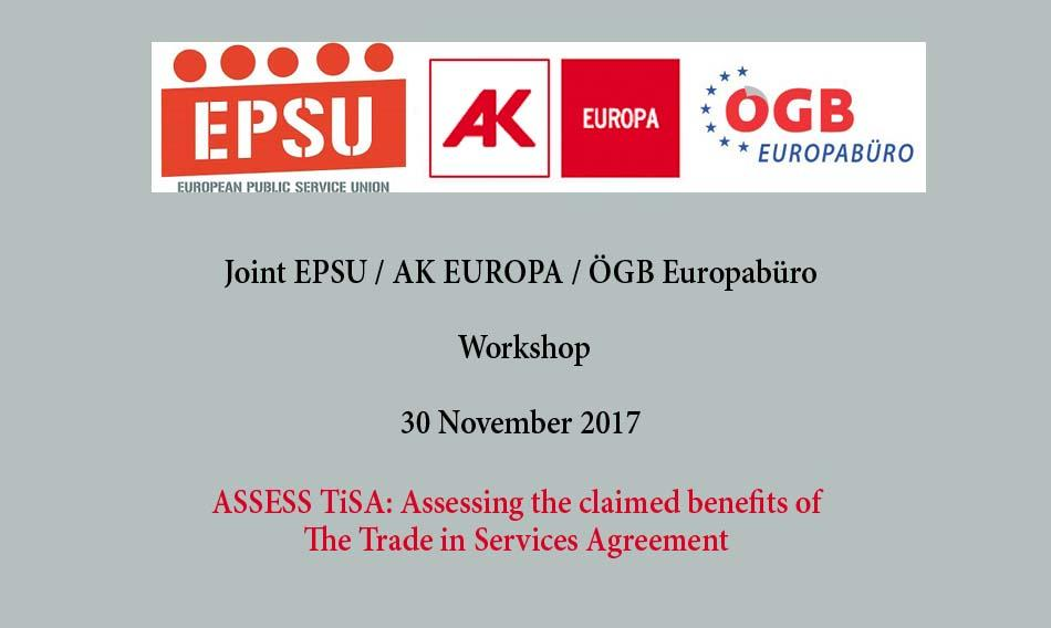 Assess Tisa Assessing The Claimed Benefits Of The Trade In Services