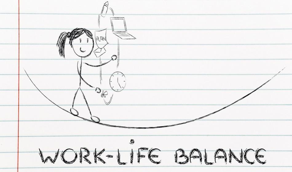 WorkLifeBalance gender ©CanStockPhoto