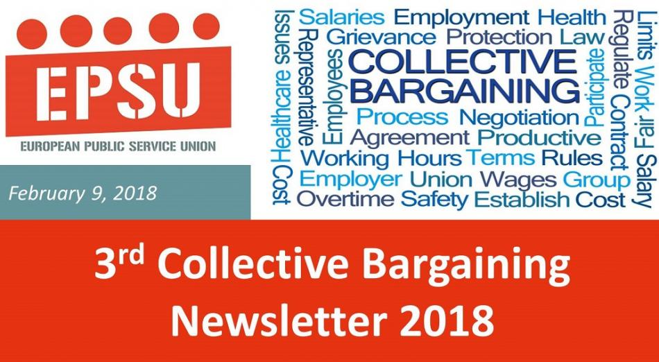 Care Workers Are Moving Epsus Collective Bargaining News Unique