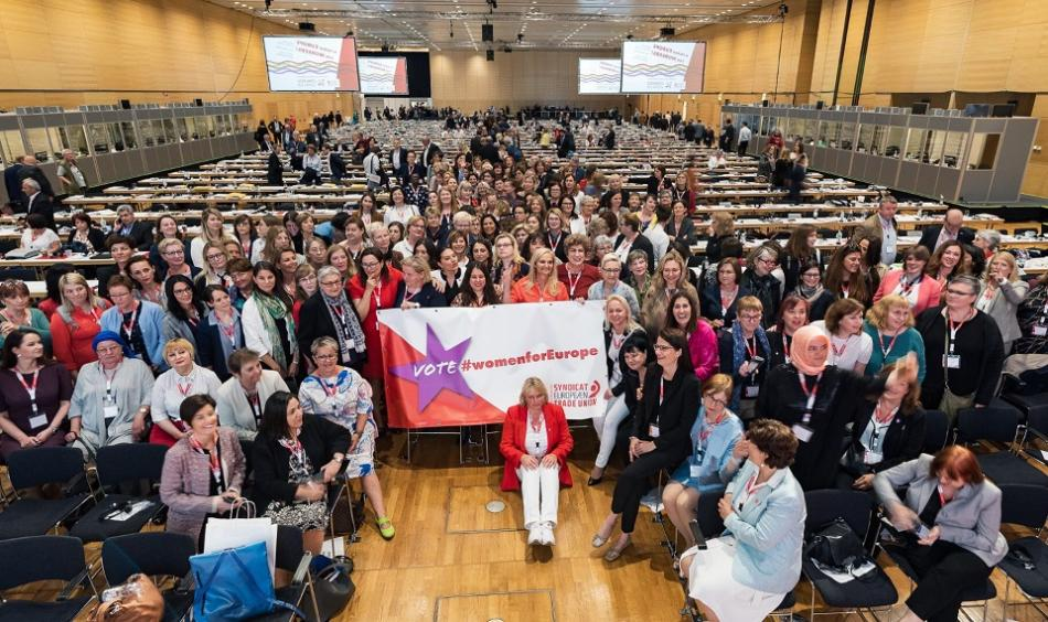 ETUC Congress Vienna May 2019