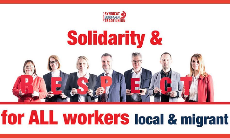 ETUC Migrant day