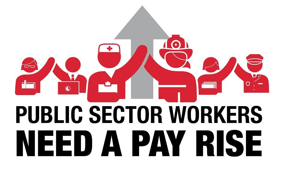 EPSU logo pay rise