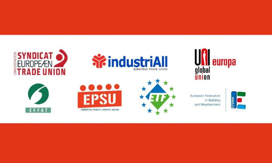 joint ETUC ETUFs statement workers involvement COVID-19