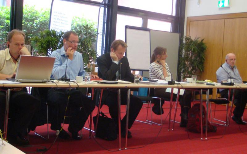 Public Services Network meeting Berlin 12.07.5-6