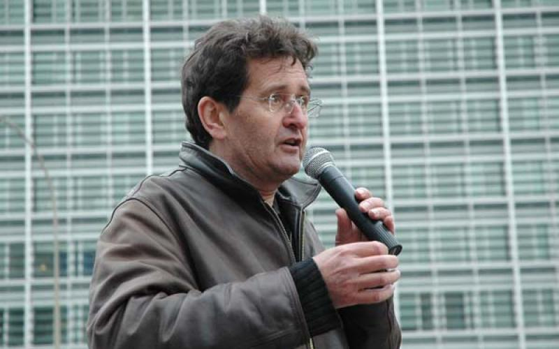 Bernard Bolze, French coordinator numerus clausus network (member of the CFDT-Interco prison network), France