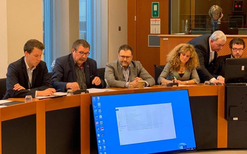 7 March 2019 round table in the EP on the prevention of exposure to hazardous drugs in the healthcare sector in Europe - European Biosafety Network (EBN)