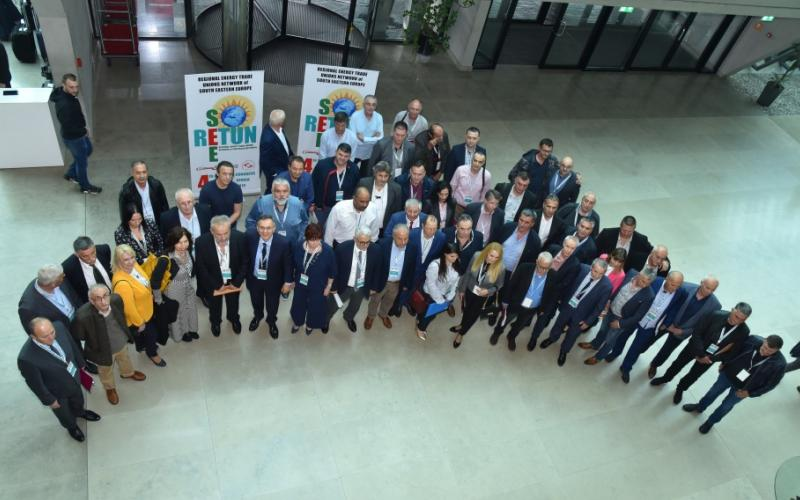 EPSU GS joins energy unions South East Europe, 11 April 2019 Belgrade