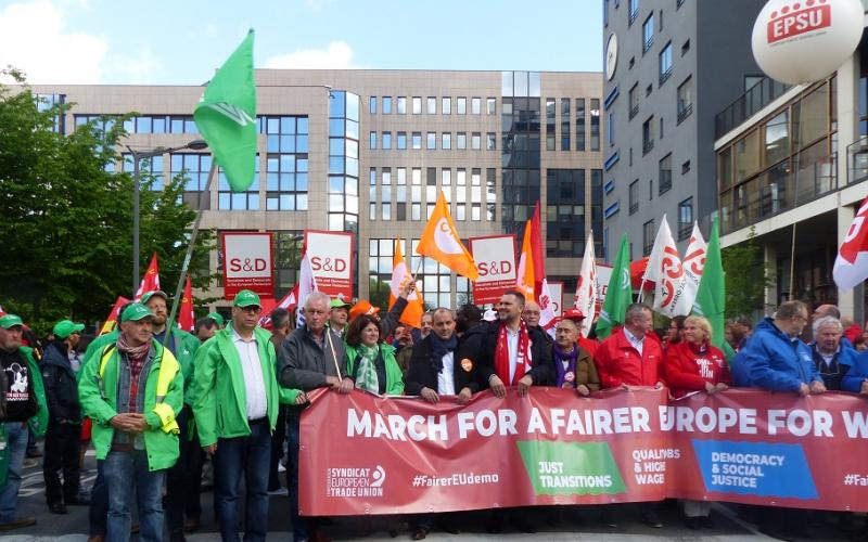 Euro-Demo 26 April 2019 Brussels