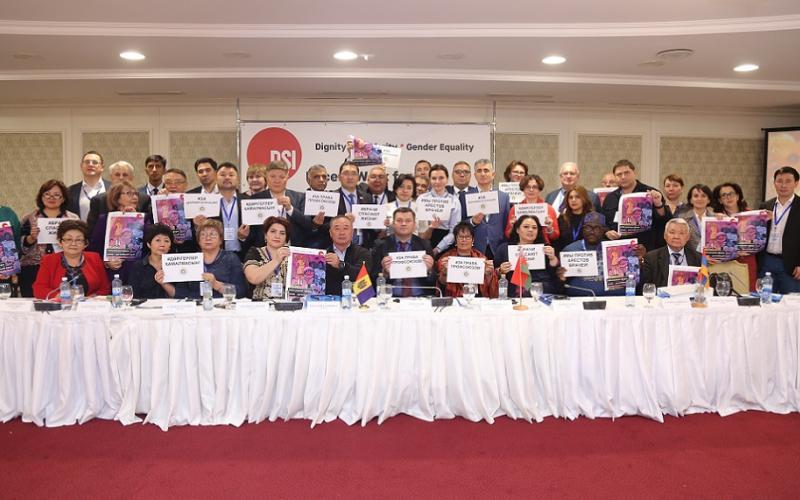 ILO-PSI health meeting in Kazakhstan 7-8 October 2019 Nur Sultan (Astana)