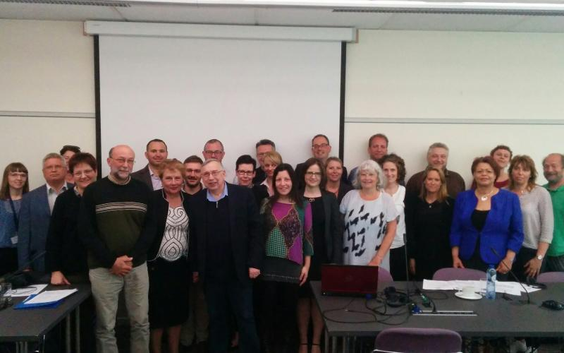 Participants at the EPSU Child care seminar 2 June 2016