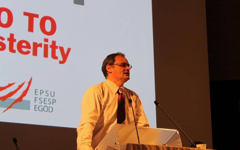 Luc Hamelinck, ACV-CSC