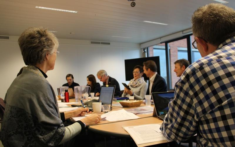 EPSU Constitution Working group meeting 31 January 2018