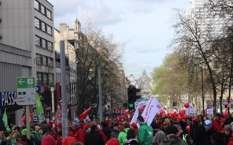 non-profit demo 21 March 2017