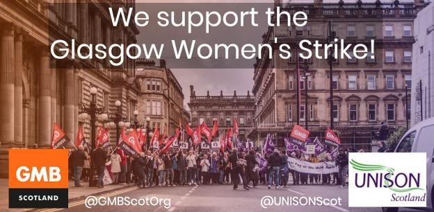23 October Glasgow strike