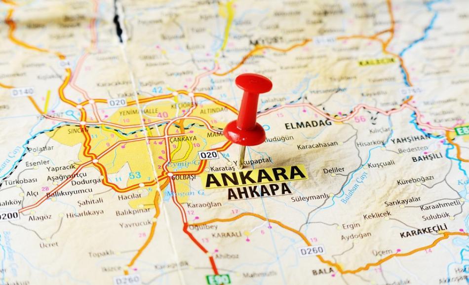 © Can Stock Photo / ixus Ankara map