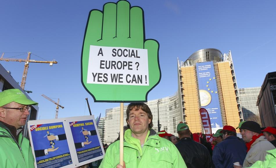 Social Europe - letter to the European Union Leaders on Fiscal rules