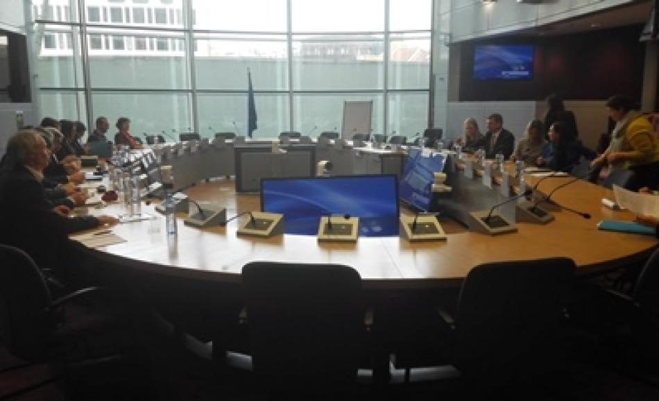 High-level meeting of the social partners on the Digital Single Market Strategy with EU Commission Vice-President Ansip