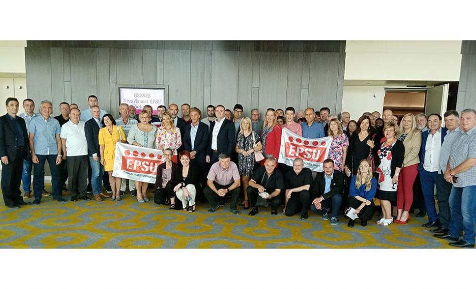CEWB constituency meeting 4-5 September 2019 Belgrade