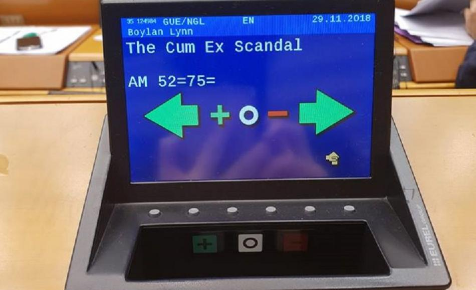 cum ex files