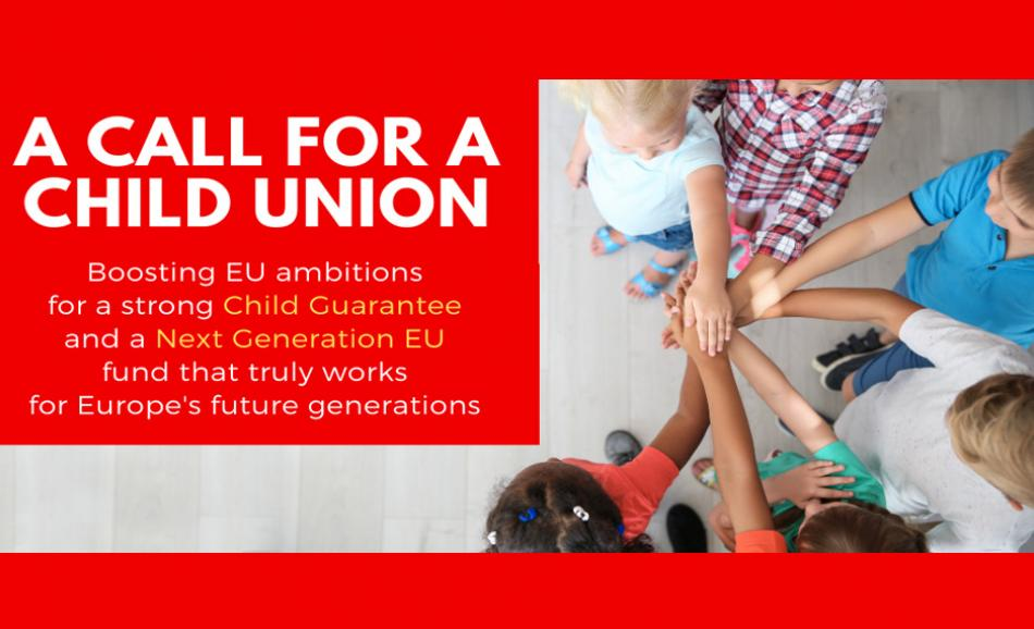 call child care union banner November 2020