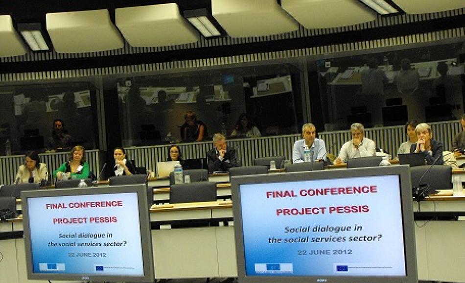 Final PESSIS conference 22 June