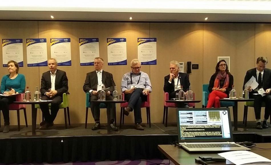 EASPD Conference  20 October 2016
