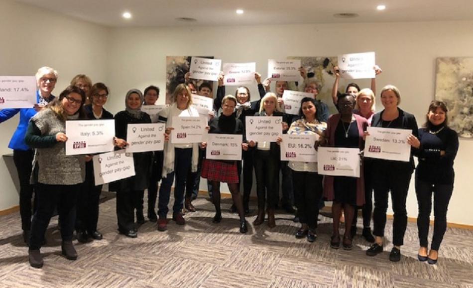 EPSU Women and Gender Equality committee 5 November 2018, Brussels